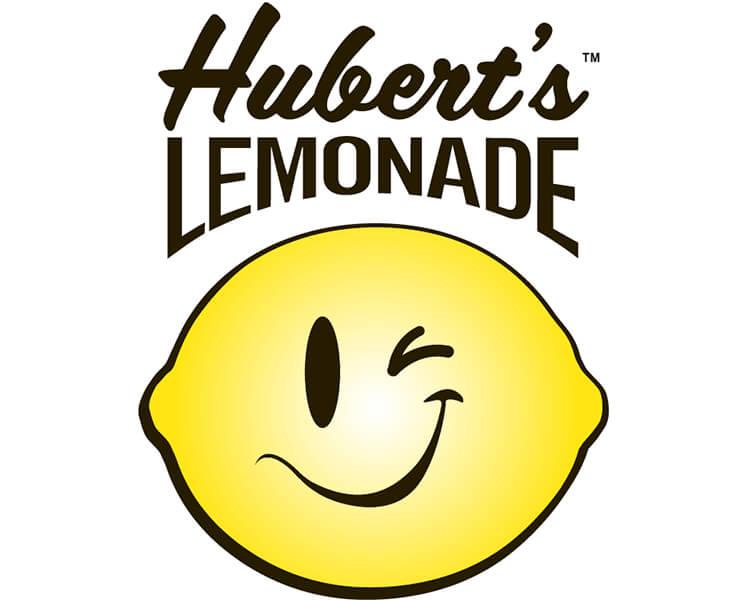Hubert's Lemonade Logo, Ekko Media web design, video production and marketing