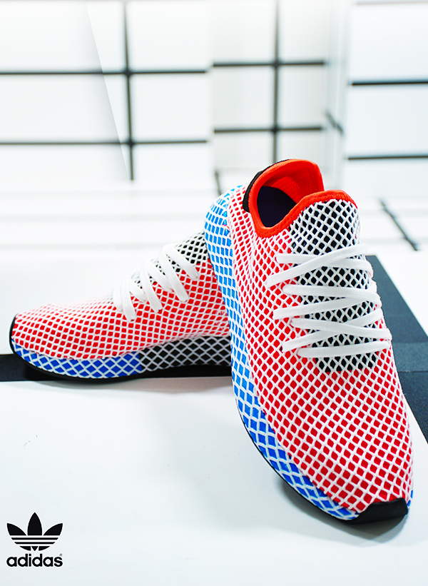 Adidas DEERUPT campaign, video production, Ekko Media web design, video production and marketing