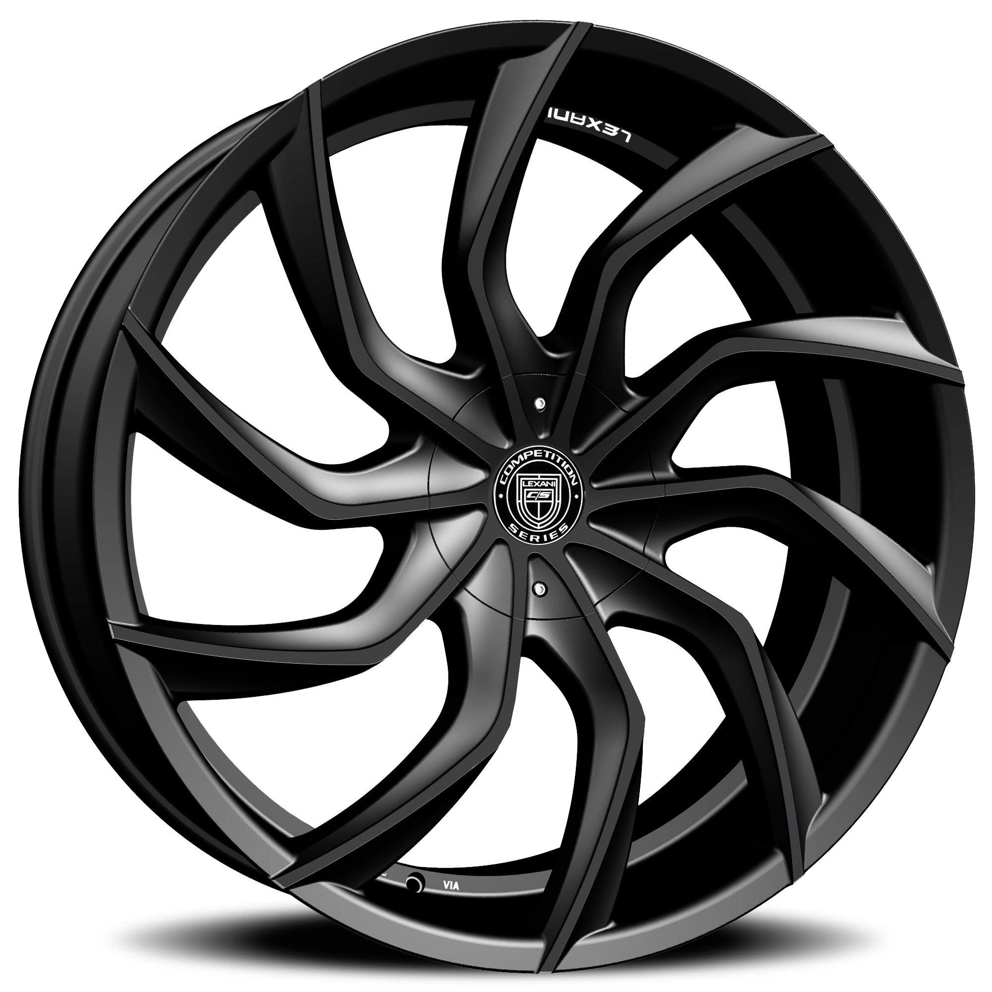 Lexani Wheels, Ekko Media web design, video production and marketing