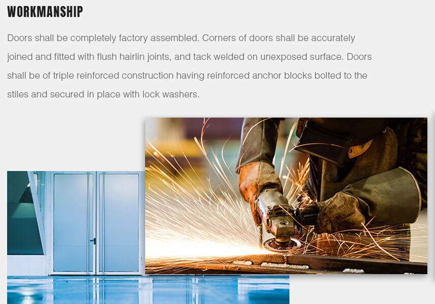 Alpha Aluminum workmanship interactive website, Ekko Media web design, video production and marketing